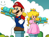 Games at 4463.com - mario musketeers
